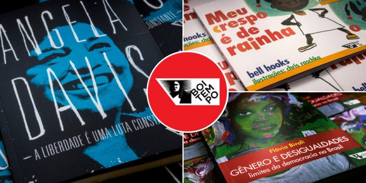 Editora oferece até 70% de desconto em todos os livros escritos por mulheres