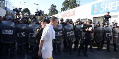 Disturbios Gaviotas