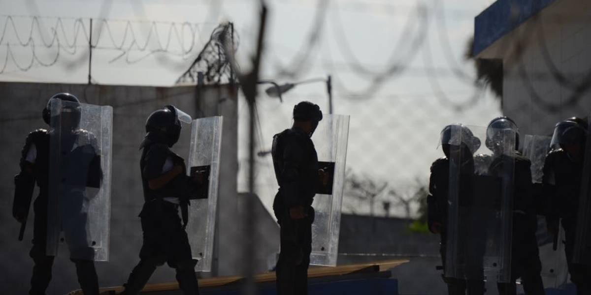 Fijan presencia policial en centro correccional Las Gaviotas para evitar incidentes