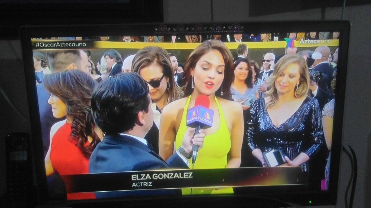 Eiza González/TV Azteca