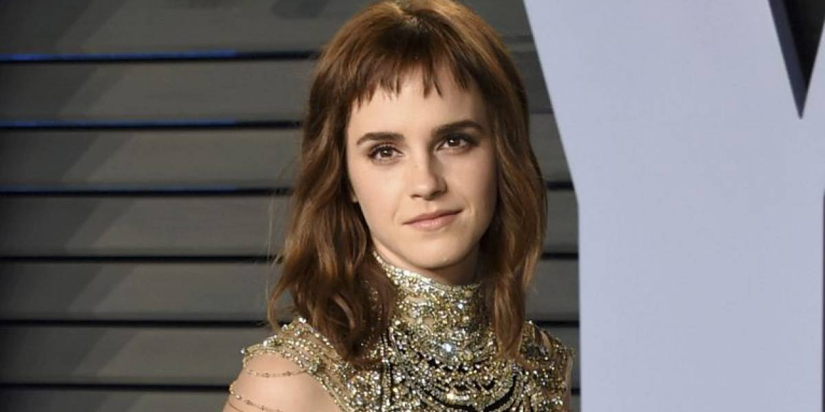 Emma Watson responde a las críticas por su fallido tatuaje en los Óscar