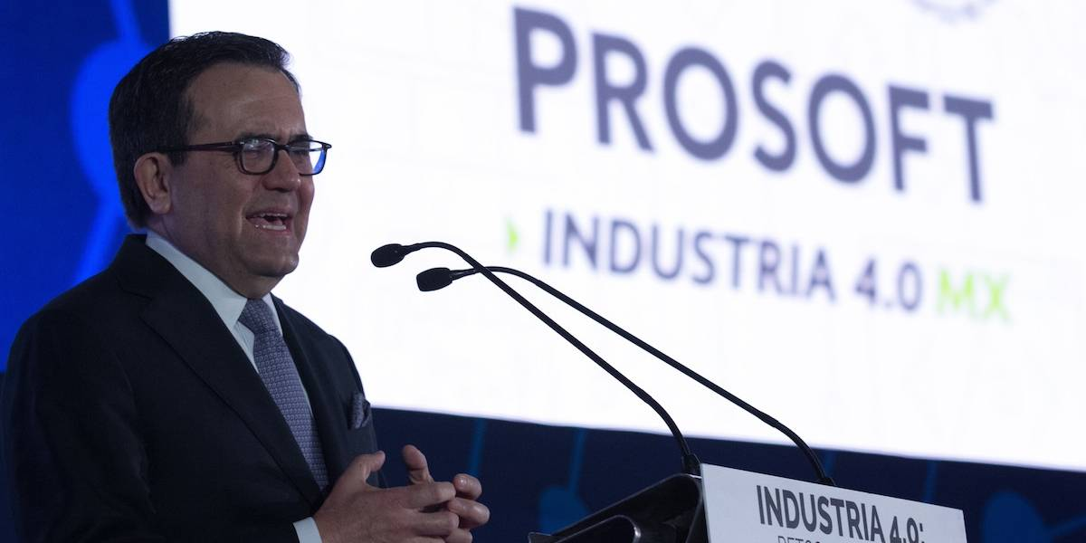 México responderá ante medida arancelaria del acero de EU: Guajardo