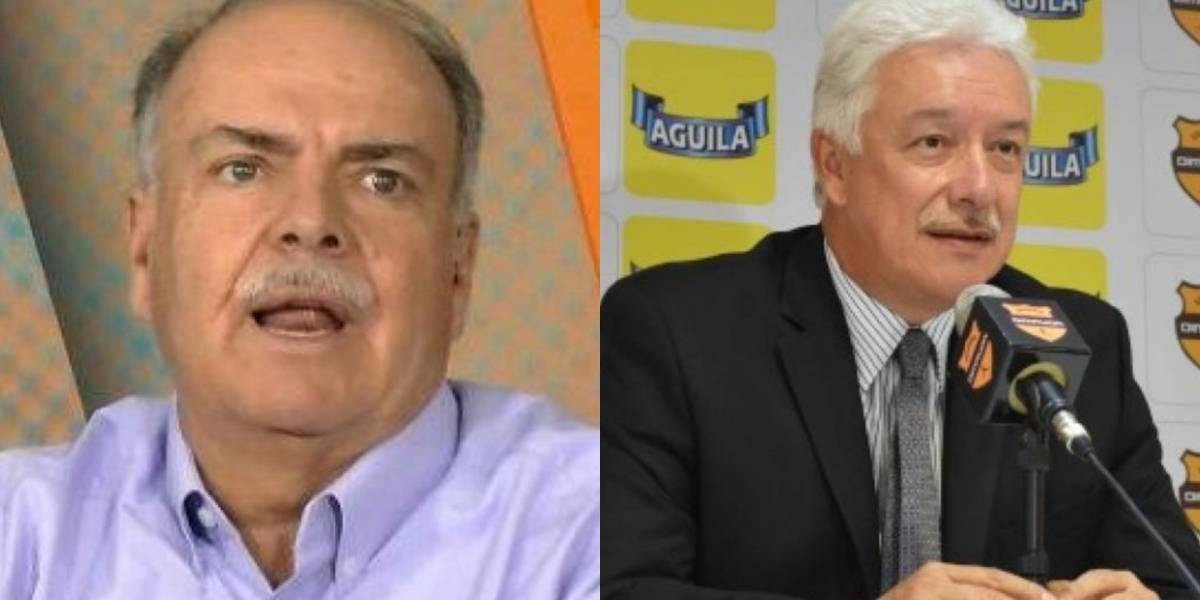 Iván Mejía arremetió contra Jorge Perdomo por favorecer a un club colombiano