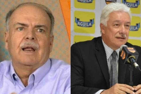 Iván Mejía arremetió contra Jorge Perdomo