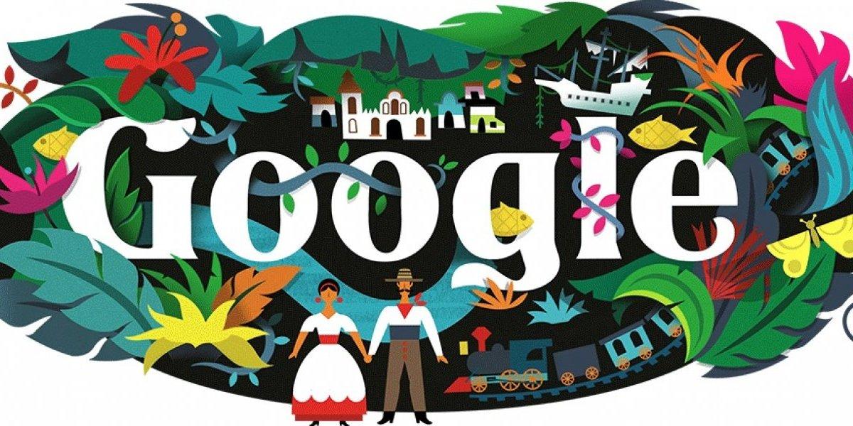 ¿Por qué aparece Gabriel García Márquez en el Doodle de Google?