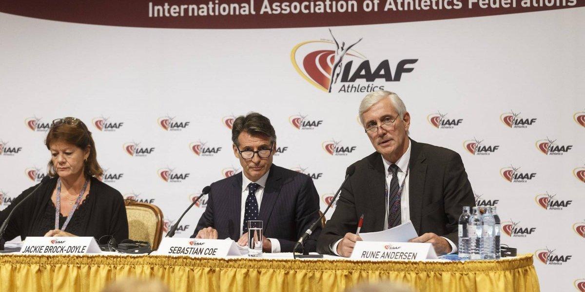 Federación Internacional de Atletismo, cerca de expulsar a Rusia