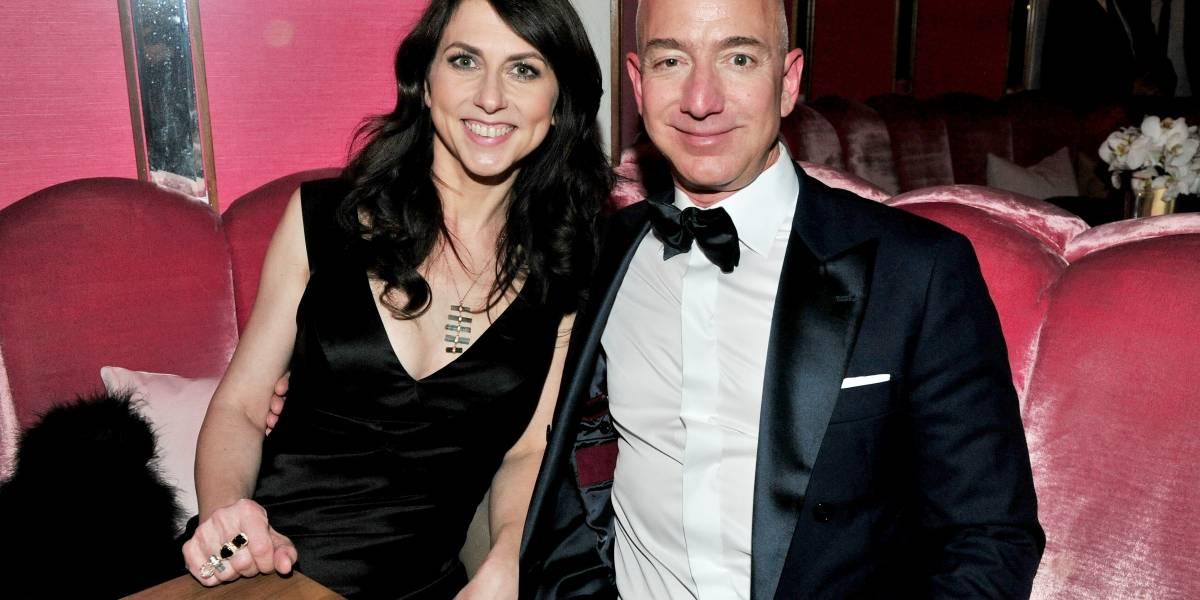 Por primera vez, Jeff Bezos es el hombre más rico del mundo