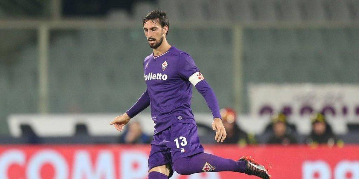 Noble gesto: Fiorentina y Cagliari retiran el número 13 en honor a Davide Astori