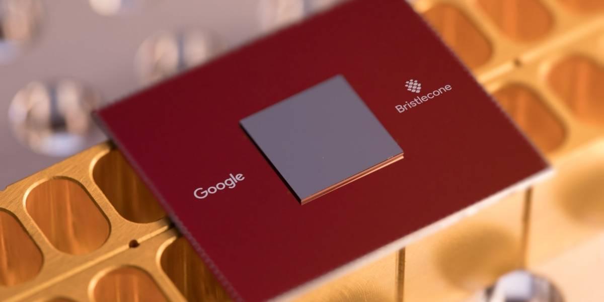 Google anuncia Bristlecone, su nuevo procesador cuántico