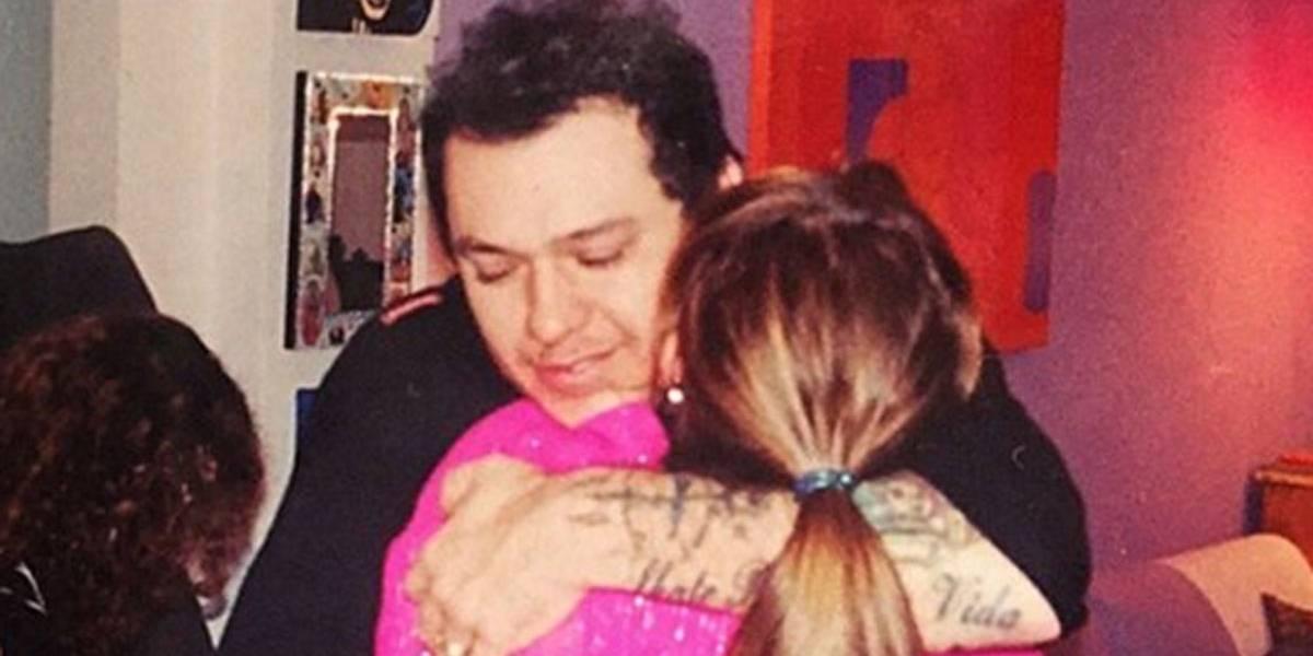 Ex-mulher de Chorão relembra 5 anos da morte do vocalista do Charlie Brown Jr.