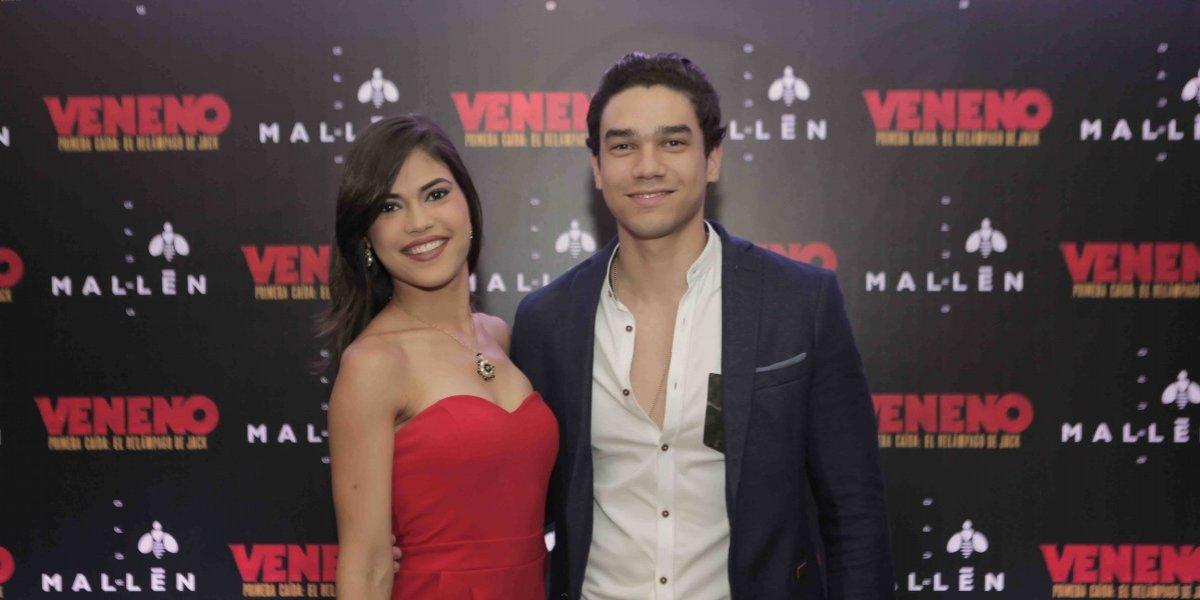 #TeVimosEn: Grupo Mallén presentó premiere del filme Veneno