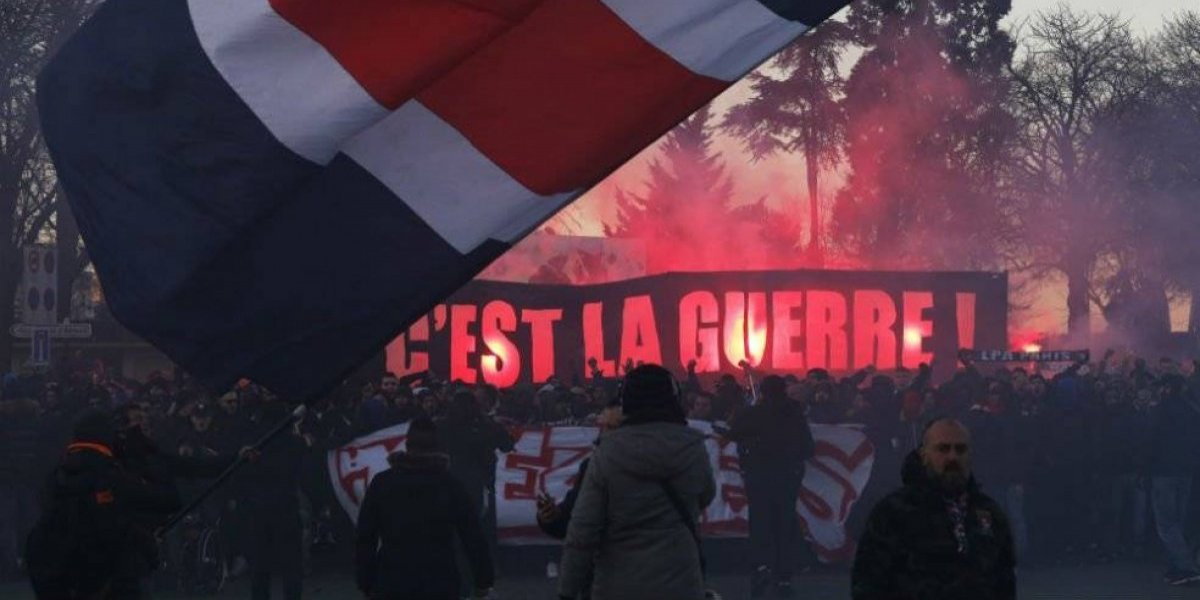 VIDEO. Hinchas del PSG intentan invadir hotel del Real Madrid