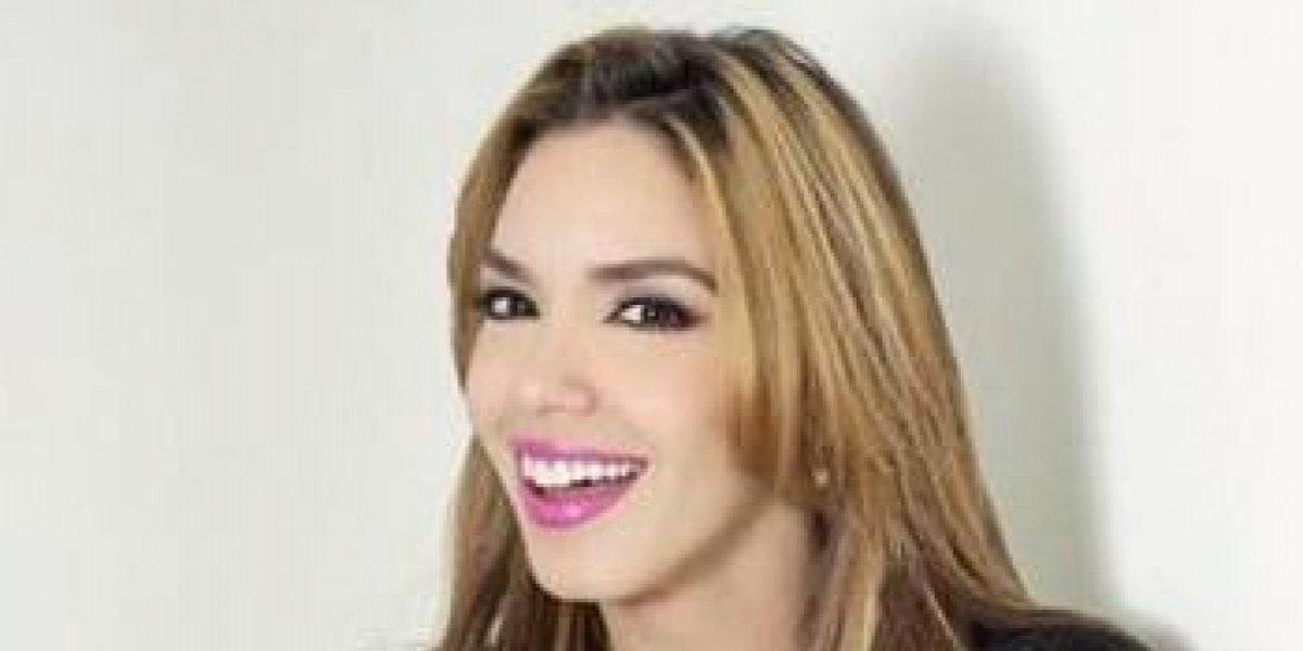 Hony Estrella no muestra a su hija en redes sociales
