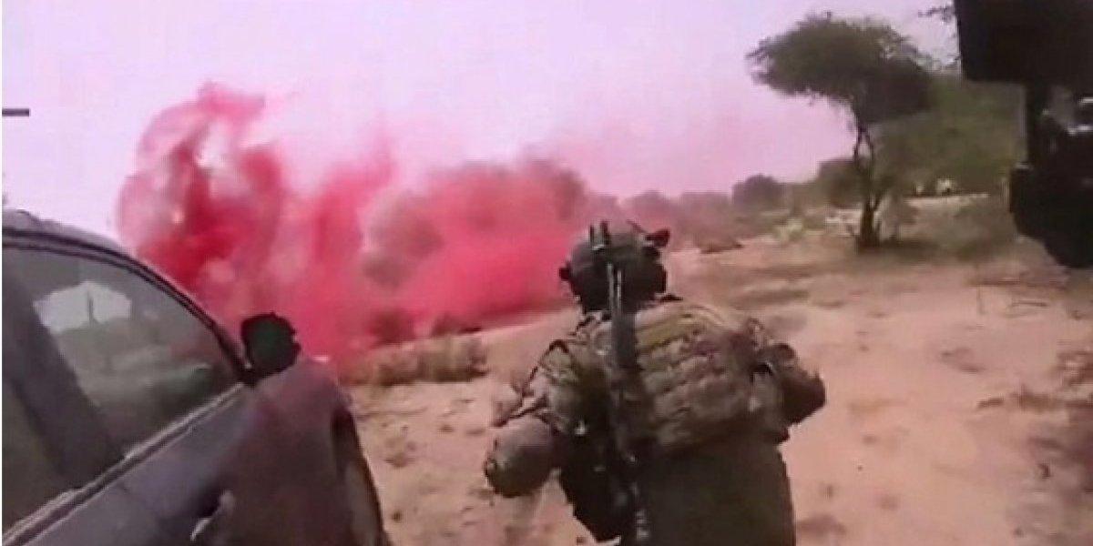 ISIS divulga vídeo de emboscada fatal a soldados dos EUA no Níger
