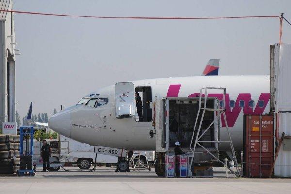 LAW inició el vuelo recién este martes pasadas las 13:00