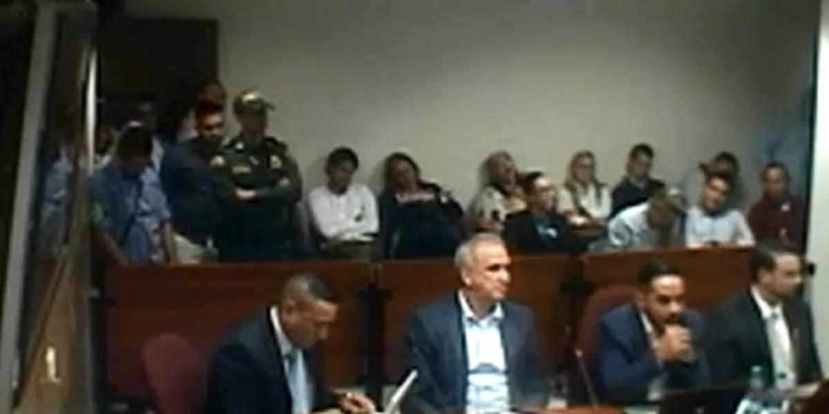 En firme la condena al exsecretario de Seguridad de Medellín, Gustavo Villegas