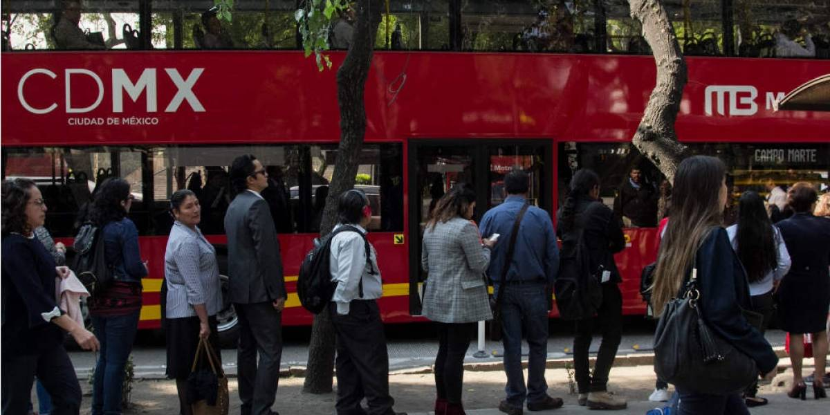 Metrobús Reforma se estabilizará en 10 días