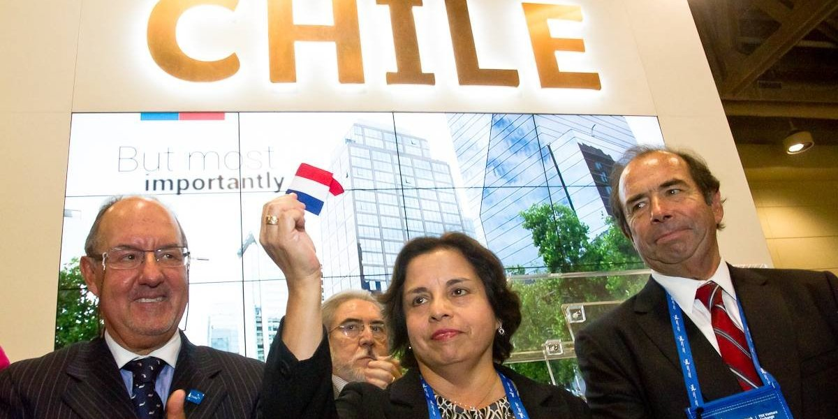 """Cobre chileno en Toronto: Presentan siete proyectos en áreas geológicamente """"interesantes"""""""