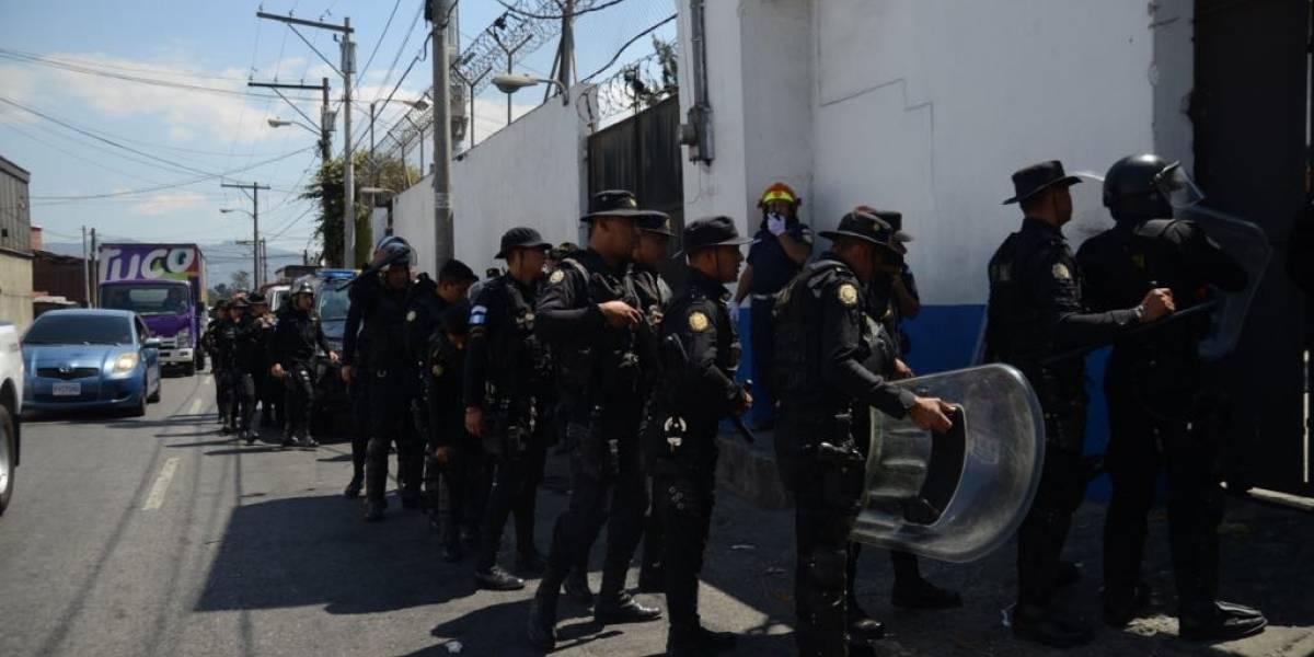 Reportan disturbios en Centro Correccional Las Gaviotas, zona 13