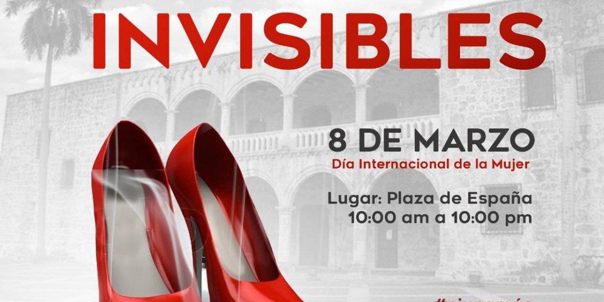 """Presentarán exposición """"Mujeres Invisibles"""""""