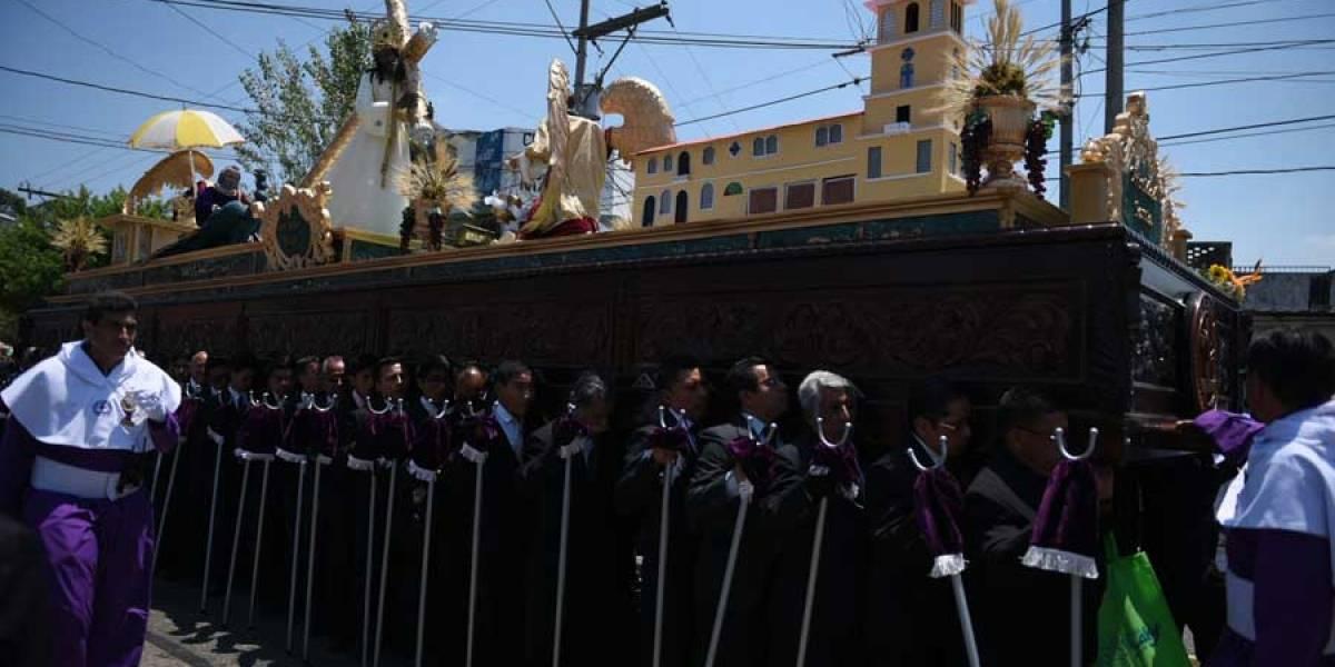Jesús Nazareno de El Gallito estrenará andas y banda filarmónica este cuarto domingo de Cuaresma