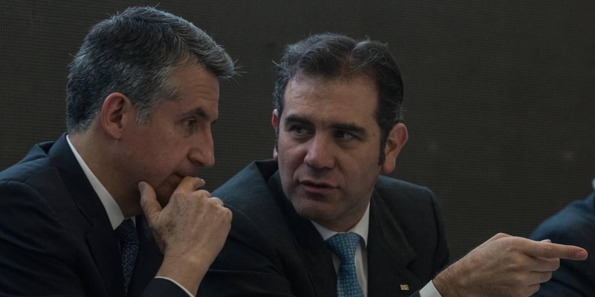 En el INE pedimos que se le abra la puerta a los capacitadores: Lorenzo Córdova
