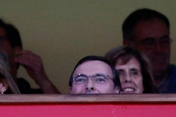 Unión Española y Jorge Segovia vuelven a la polémica / imagen: Photosport