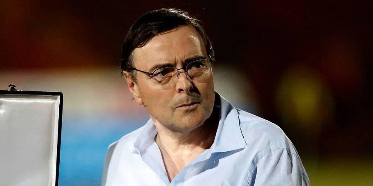 """Segovia disparó contra Mayne-Nicholls por su llegada a Colo Colo: """"¿Y el que defendía a los equipos modestos?"""""""