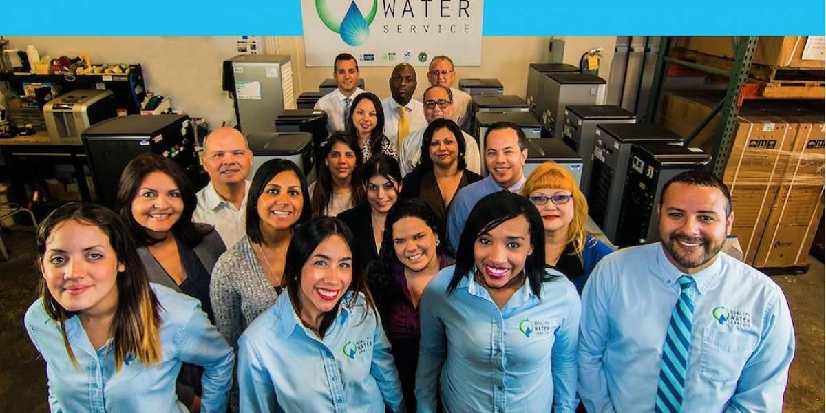 Empresa Quality Water Service comprometida con la niñez