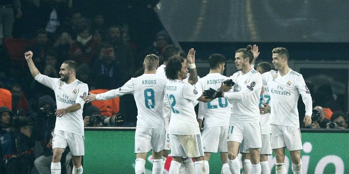 Real Madrid da lección de cómo jugar al PSG