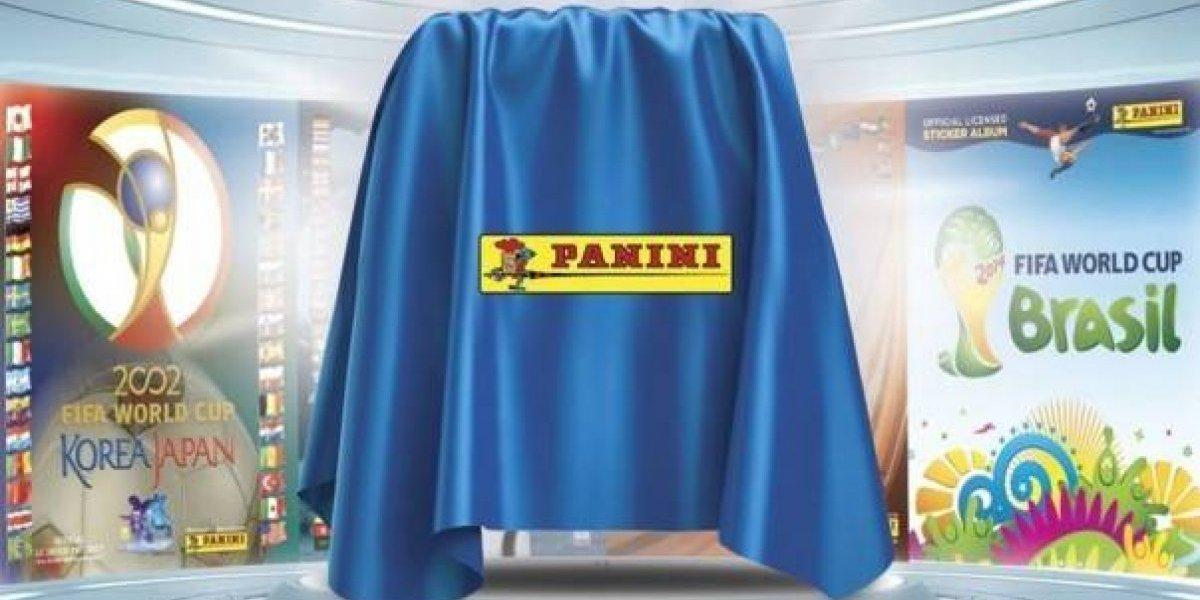 Revelan el álbum Panini para el Mundial de Rusia 2018