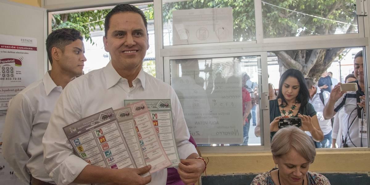 Aseguran cinco inmuebles del ex gobernador de Nayarit, Roberto Sandoval