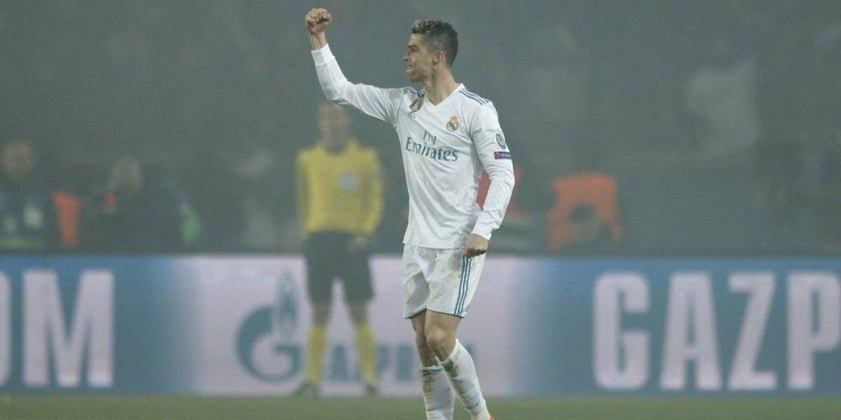 Real Madrid celebró 116 años de existencia con pase a cuartos de final de Champions