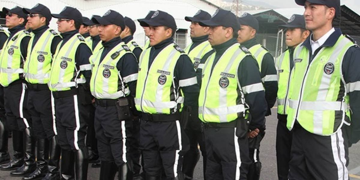 14.389 inscritos para el proceso de reclutamiento y selección de Agentes Metropolitanos de Quito