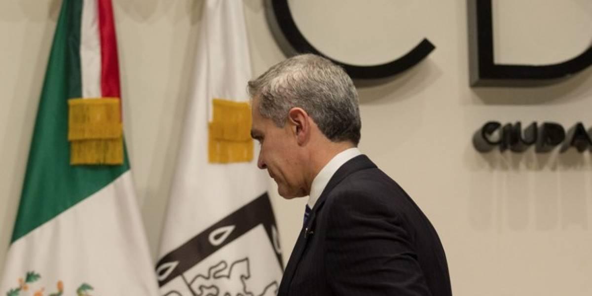 #Política Confidencial: Mancera, bajo la lupa