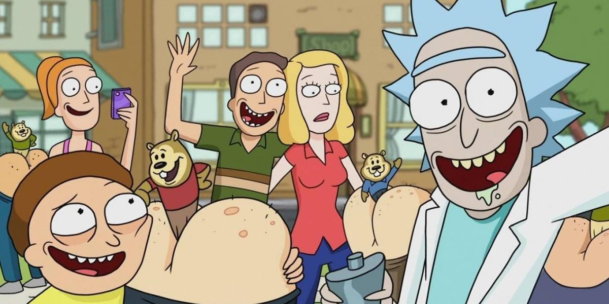 É hora da maratona! Rick and Morty vai sair da Netflix em abril