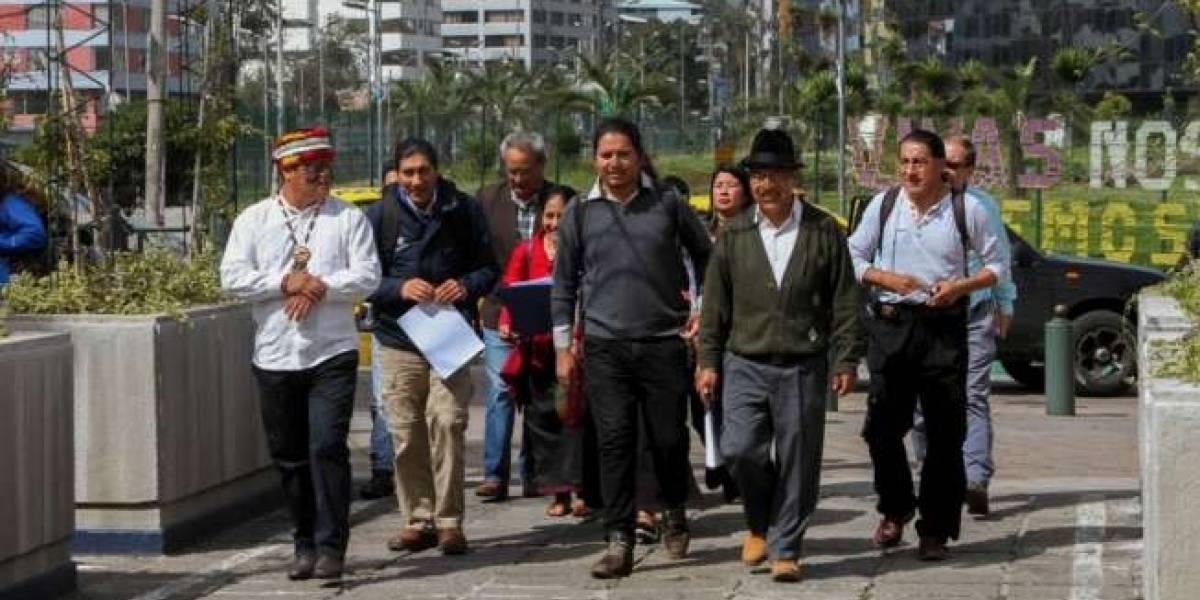 Ecuarunari denuncia a Ministra de Minería por supuestas irregularidades