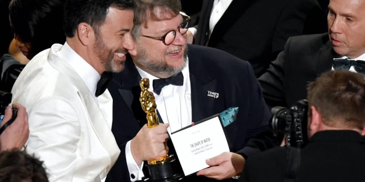 Rating de los Oscar cae a su punto más bajo