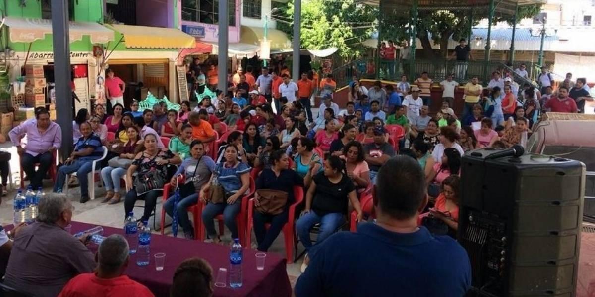 Paran labores 32 escuelas de Guerrero por inseguridad