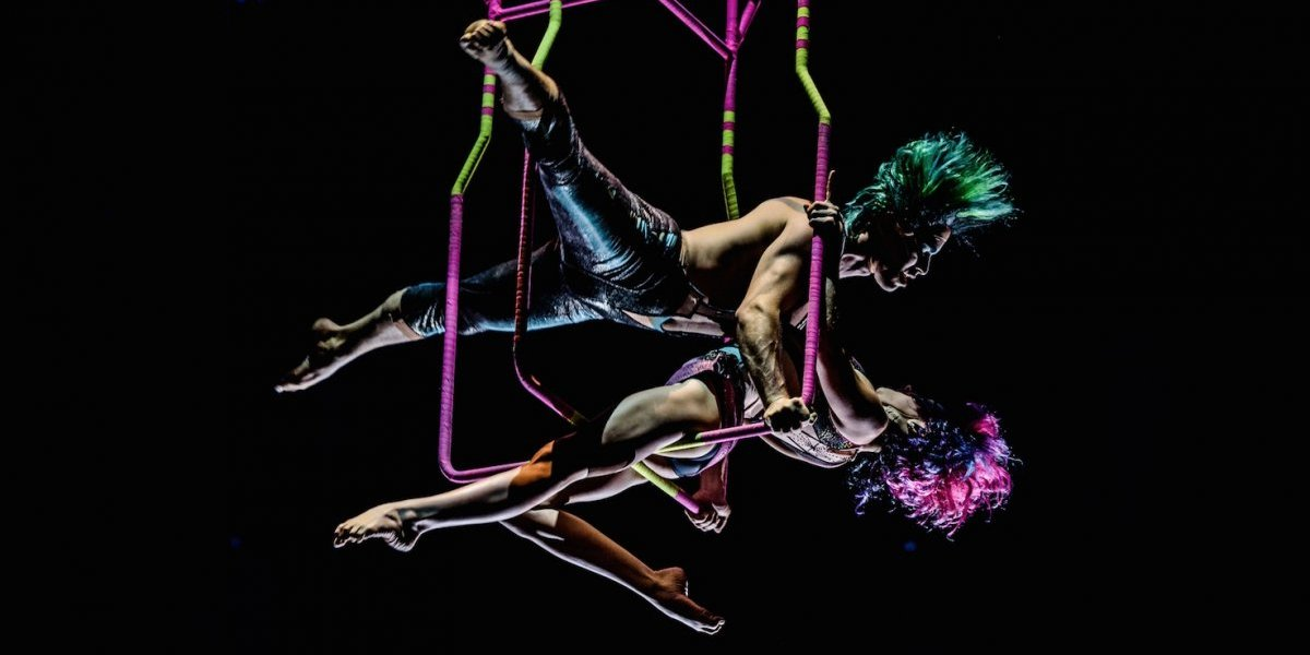 """Zeta Bosio nos revela los secretos de """"Sép7imo día"""", la obra de Cirque du Soleil"""