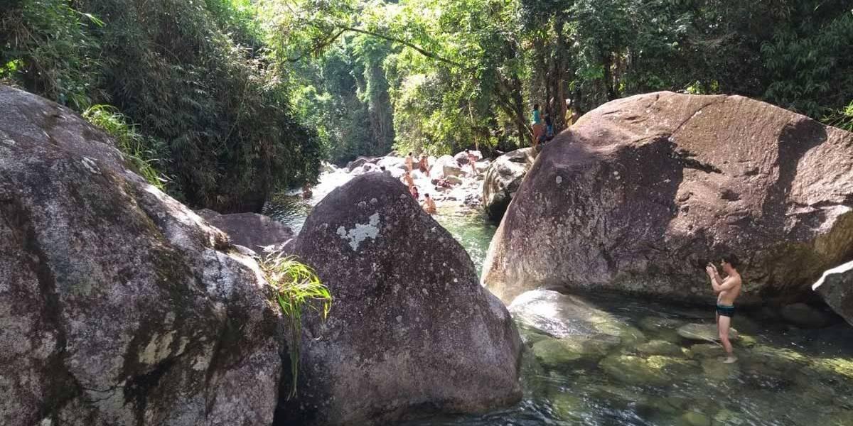 Serrinha do Alambari: um refúgio escondido
