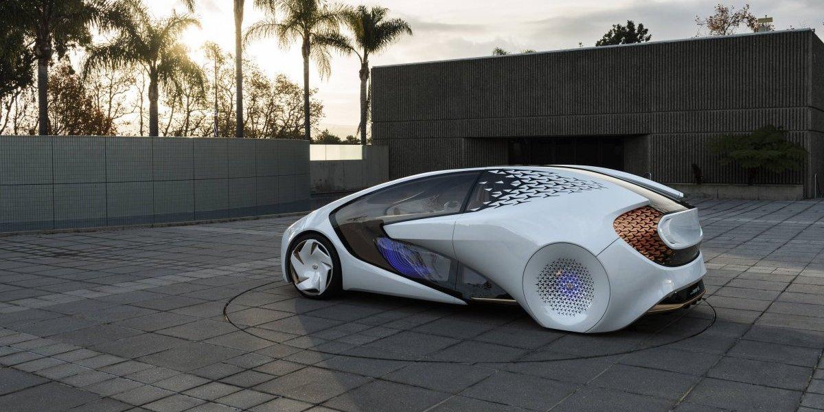 Toyota revela impresionantes autos concepto en el Auto Show de Ginebra