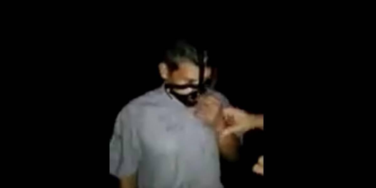 MP abre investigación por video de abusos que involucra a alcalde de Patulul