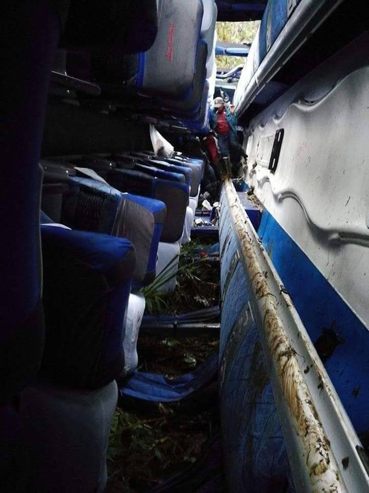 Accidente de Tránsito Sucumbíos Cortesía