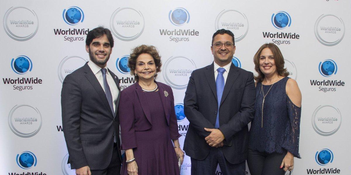 #TeVimosEn: Celebran los WorldWide Awards 2018