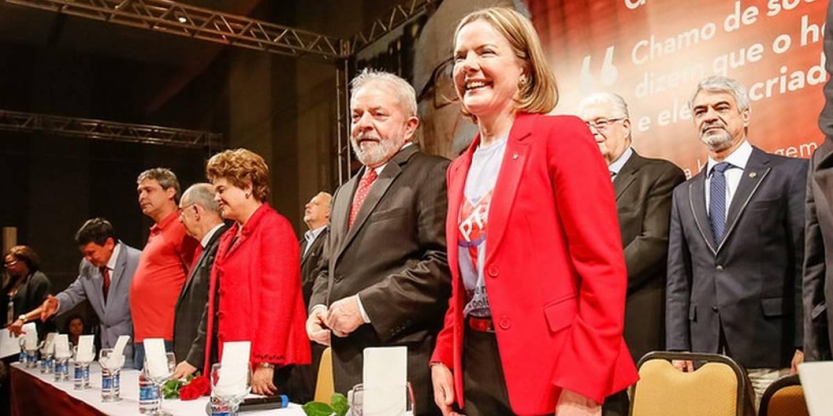 PT vai reafirmar candidatura de Lula e acredita em aliança no primeiro turno