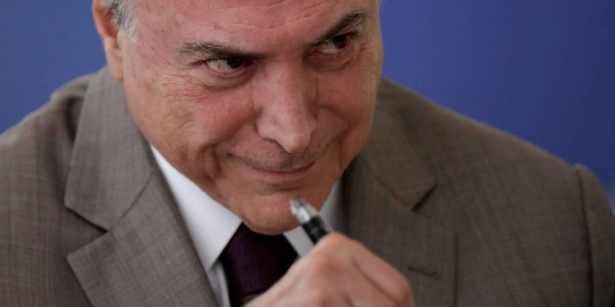 Michel Temer critica ameaça a Fachin e tiros contra caravana de Lula