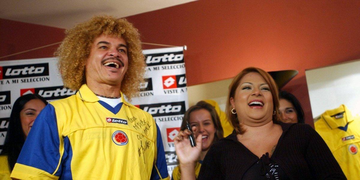 La insólita promesa del 'Pibe' Valderrama si Colombia queda campeón en Rusia