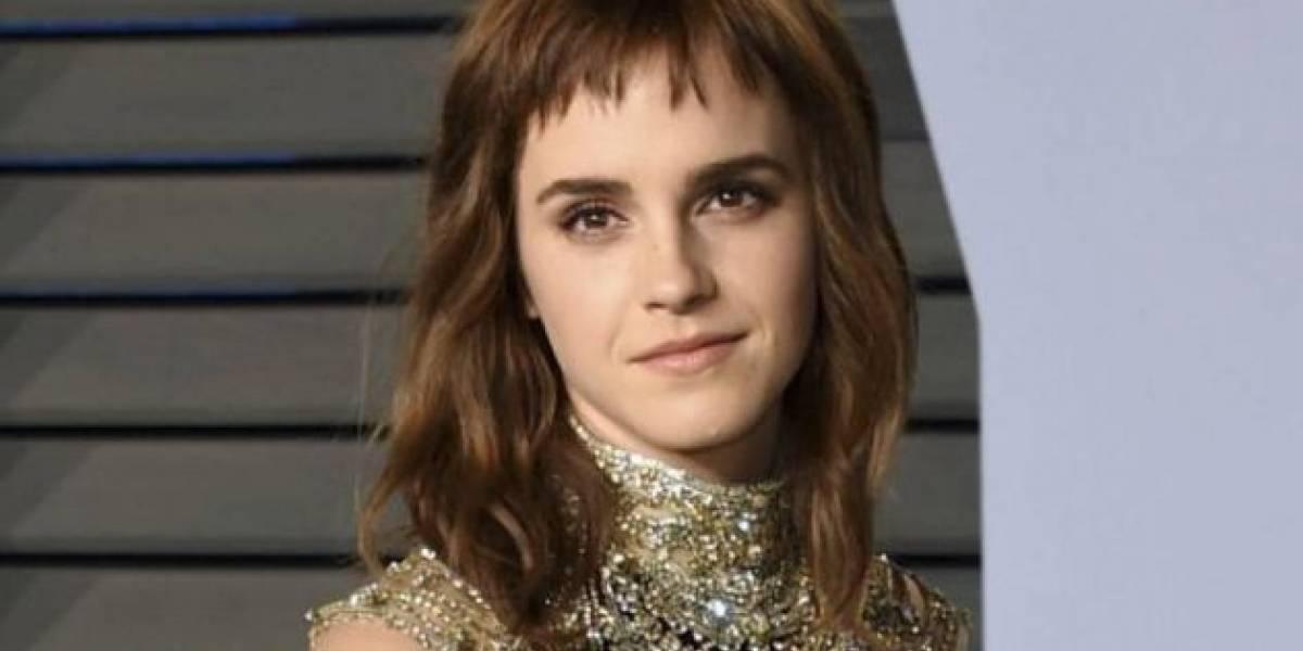Emma Watson responde con humor a las críticas por el error ortográfico en su tatuaje