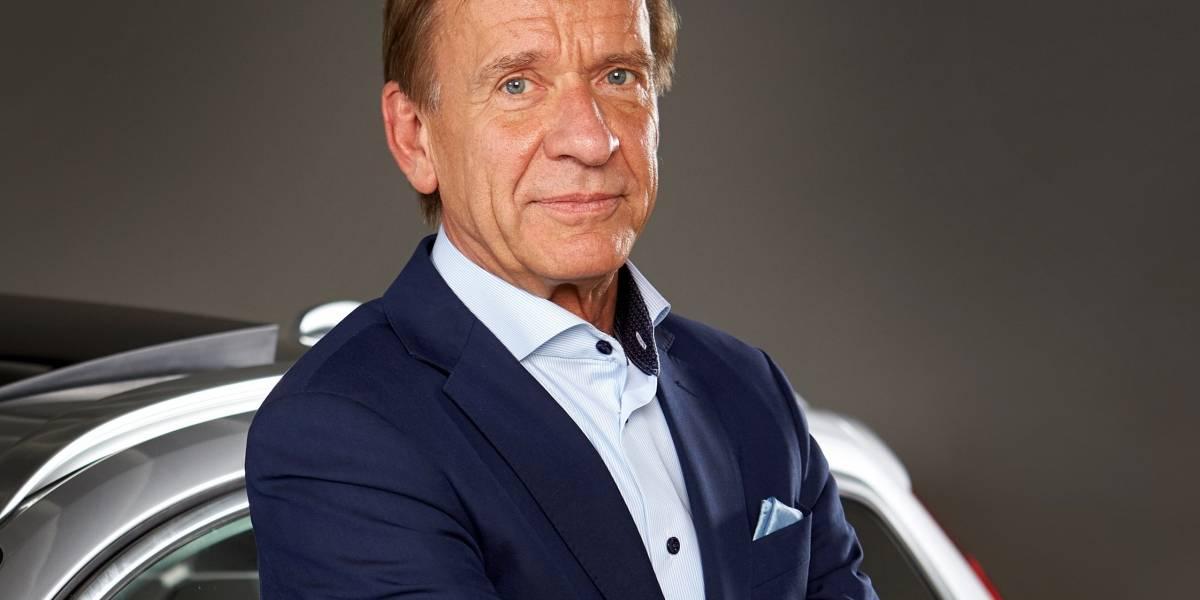 El Hombre del Año de la industria automotriz es el CEO de Volvo Cars